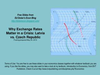 The Economic Crisis in Europe