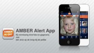 AMBER Alert App