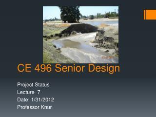 CE 496 Senior Design