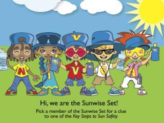 Key Steps to Sun Safety