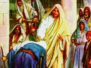 Jezus verbreekt het werk van de satan