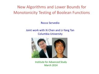 New Algorithms and Lower Bounds for Monotonicity Testing of Boolean Functions