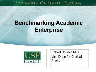 Benchmarking Academic Enterprise