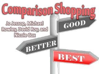 Comparison Shopping