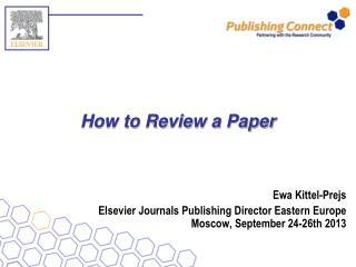 How to Review a Paper
