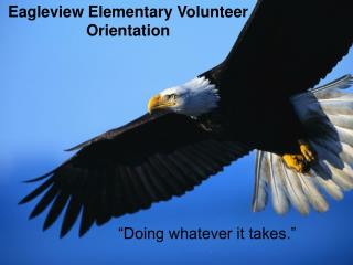 Eagleview Elementary Volunteer Orientation