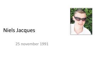 Niels Jacques
