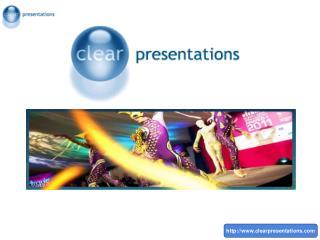 Clear Presentations Ltd