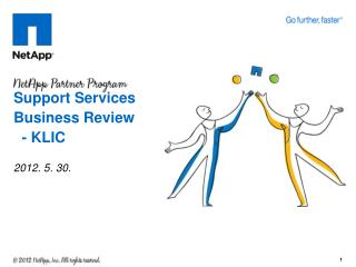 Support Services  Business Review   - KLIC