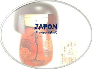 JAPON (El origen del  s ol)