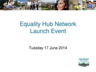 Equality Hub Network Launch Event