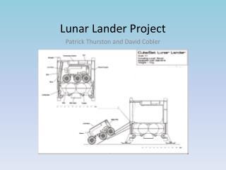 Lunar Lander Project