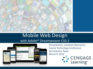 Mobile Web Design with Adobe® Dreamweaver CS5.5
