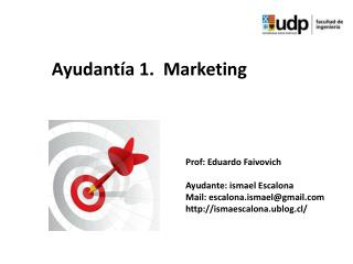 Ayudantía 1.  Marketing