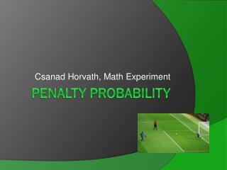 Penalty probability