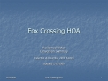 Fox Crossing HOA