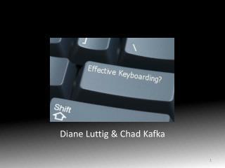 Diane Luttig & Chad Kafka