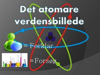 Det atomare verdensbillede