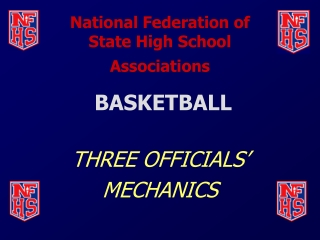 Officials Mechanics