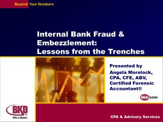 CPA  Advisory Services Beyond Your Numbers