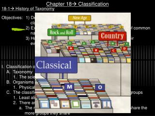 Chapter  18   Classification