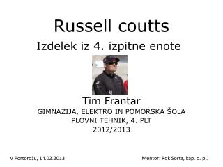 Russell coutts
