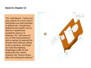 Book III, Chapter 13