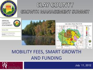 Mobility Fees, smart growth and Funding