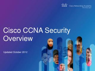 Cisco CCNA Security Overview