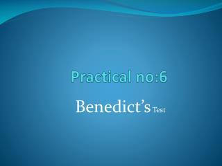 Practical no:6