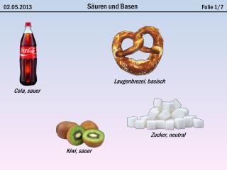 Säuren und Basen