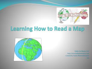 Learning How to Read a Map