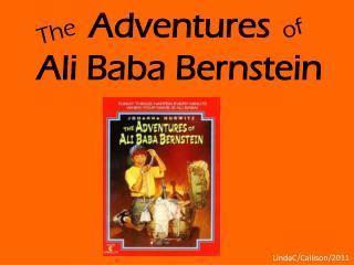 Adventures  Ali Baba Bernstein
