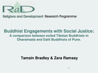 Tamsin  Bradley & Zara Ramsay