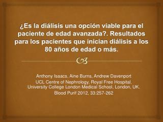 Anthony  Isaacs , Aine Burns, Andrew Davenport