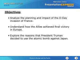 Analyze the planning and impact of the D-Day invasion of France.