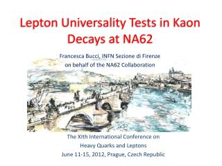 Lepton Universality Tests  in  Kaon Decays at  NA62