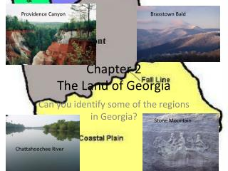 Chapter 2 The Land of Georgia