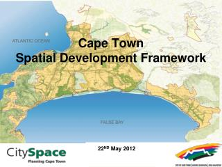 Cape Town Spatial Development Framework