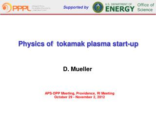 Physics of   tokamak plasma  start-up