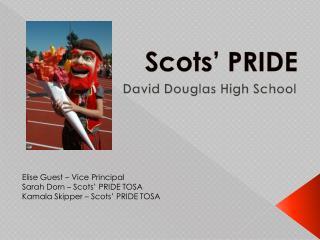 Scots' PRIDE