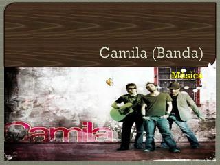 Camila (Banda)
