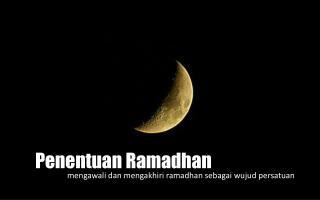 Penentuan Ramadhan