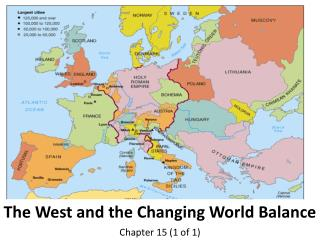 The West and the Changing World Balance