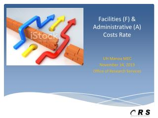 Facilities (F) & Administrative (A) Costs Rate