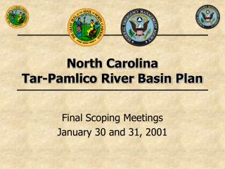 North Carolina Tar-Pamlico River Basin Plan