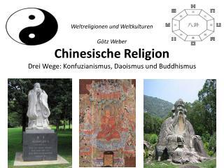 Chinesische Religion
