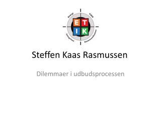 Steffen Kaas Rasmussen