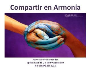 Compartir  en Armonía