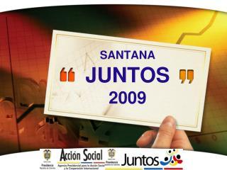 SANTANA JUNTOS 2009